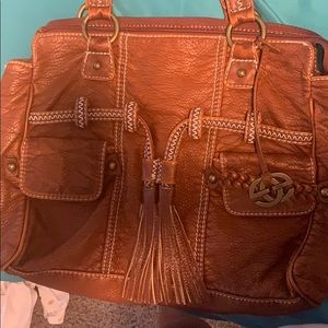 RED by Marc Ecko bag Gently used